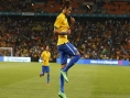 Neymar fires Brazil; Spain, Germany, France win