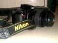 Nikon D-3000 DSLR Camera
