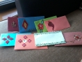 Handmade fancy envelopes