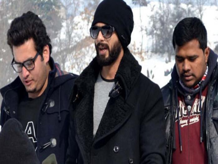 Shahid Kapoor and Vishal Bhardwaj charged no money for Haider